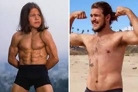 Así luce hoy 'el niño más musculoso del mundo' | Vanguardia.com